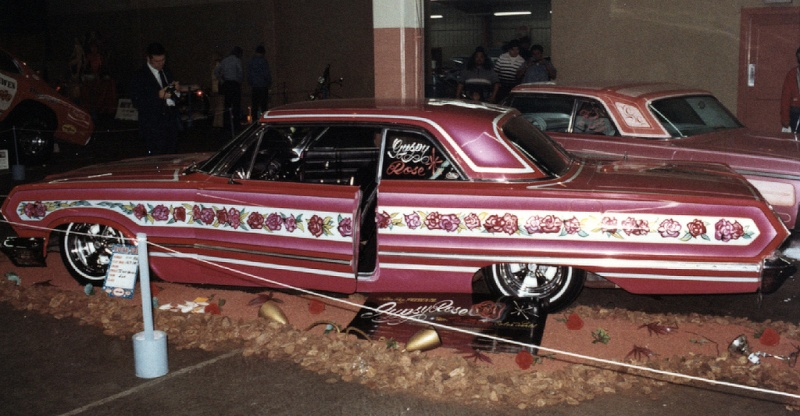 Gipsy Rose - Legendary 1963 & 1964 Chevrolet Low riders 41668611