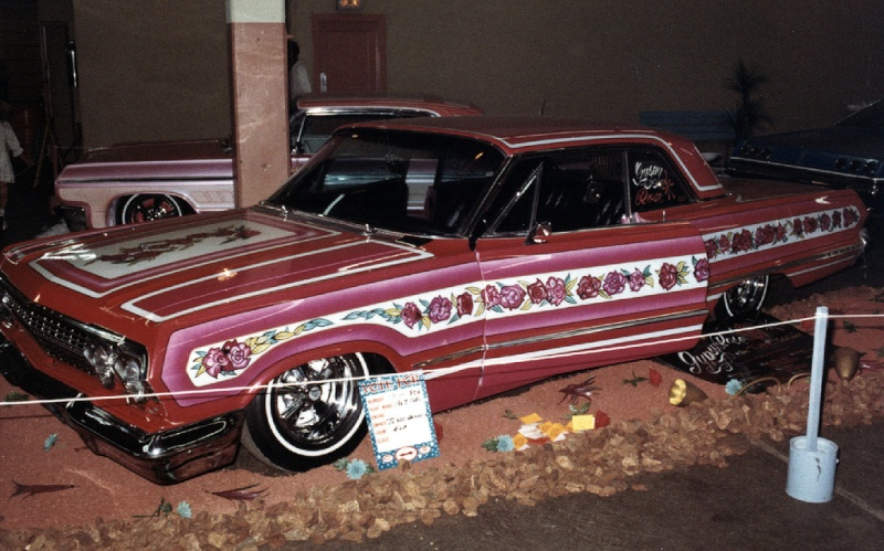 Gipsy Rose - Legendary 1963 & 1964 Chevrolet Low riders 41668612