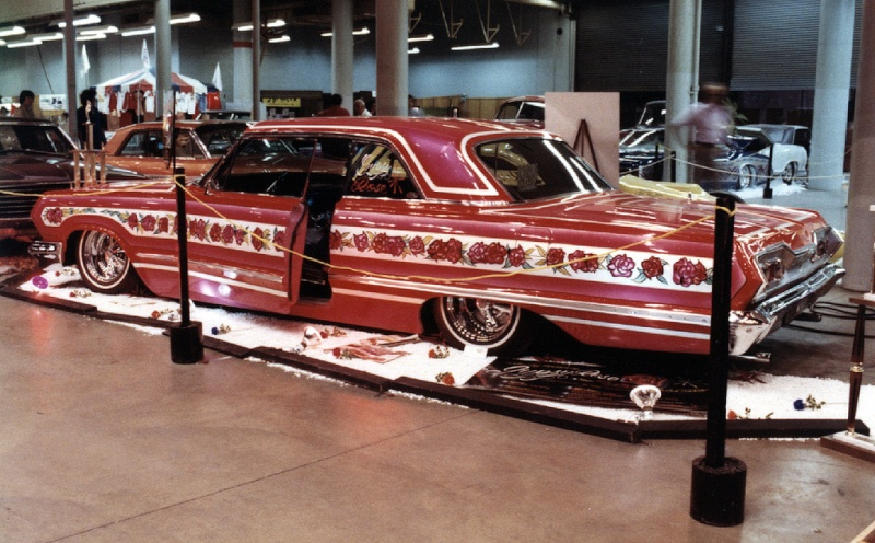 Gipsy Rose - Legendary 1963 & 1964 Chevrolet Low riders 41668613