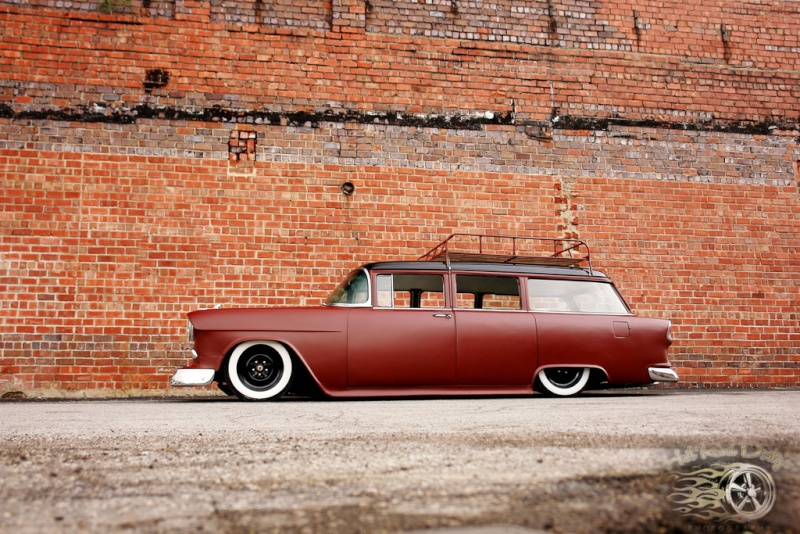 Chevy 1955 custom & mild custom - Page 4 42-cop11