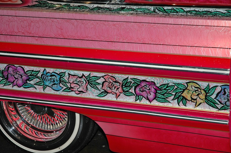 Gipsy Rose - Legendary 1963 & 1964 Chevrolet Low riders 42540514