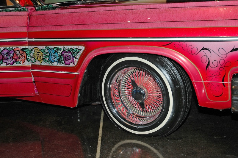Gipsy Rose - Legendary 1963 & 1964 Chevrolet Low riders 42540615