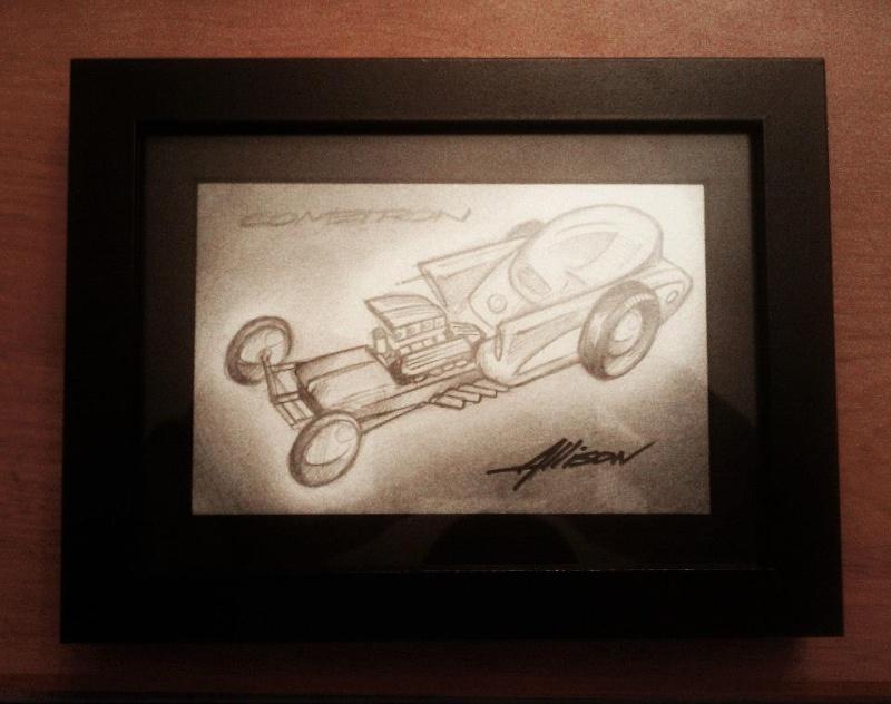 Jeff Allison - designer hot wheels and illustrations 42653910