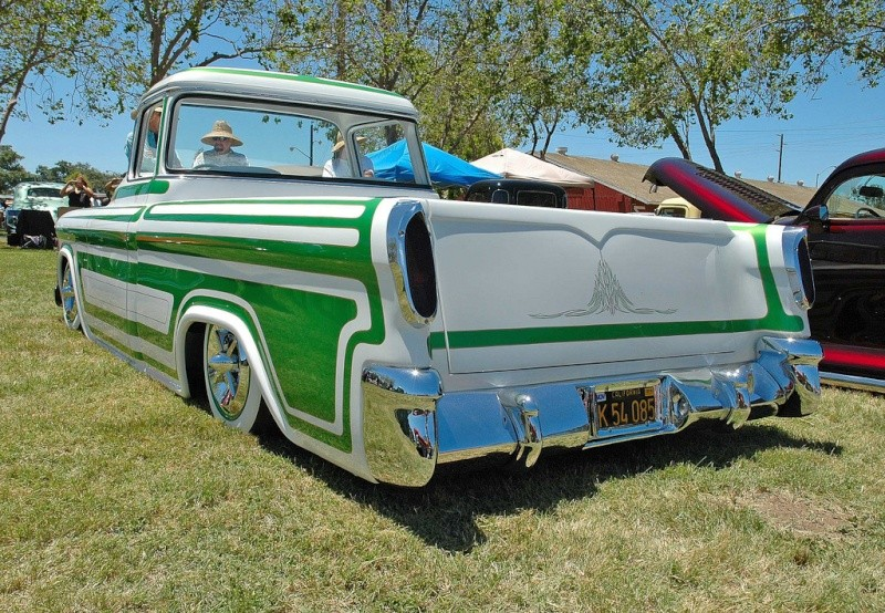 Chevy pick up  1955 - 1959 custom & mild custom 46612510