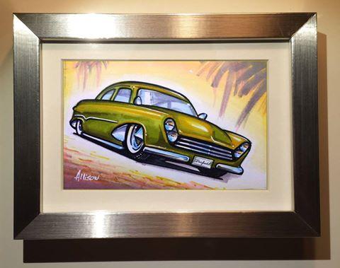 Jeff Allison - designer hot wheels and illustrations 47971910