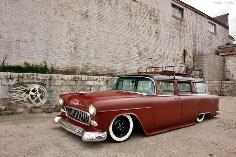 Chevy 1955 custom & mild custom - Page 4 48-cop10