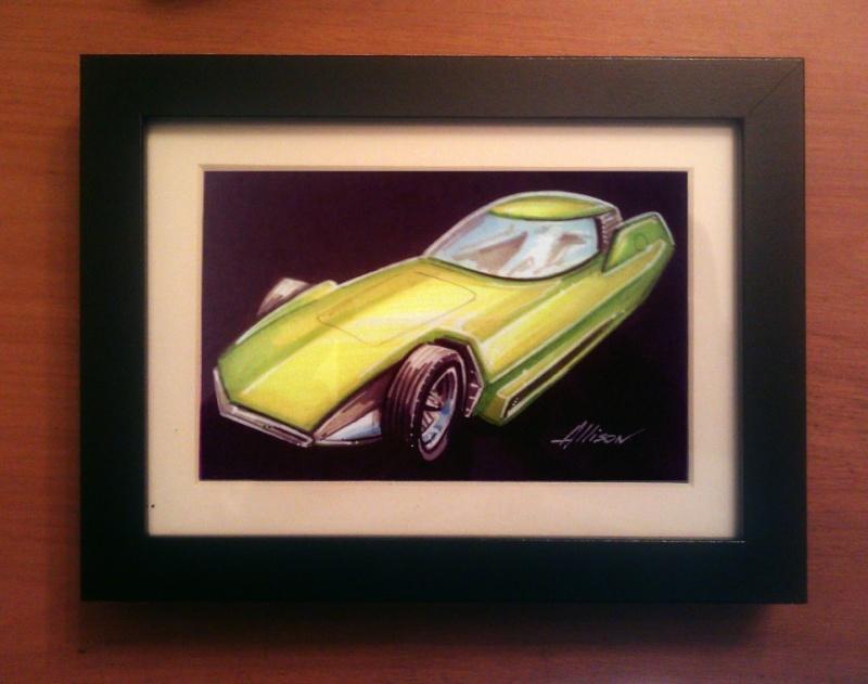Jeff Allison - designer hot wheels and illustrations - Page 2 48089810