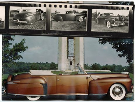 The Jack Stewart Ford - A Journey in time with the car and its owners - Rick Hoving 48157010
