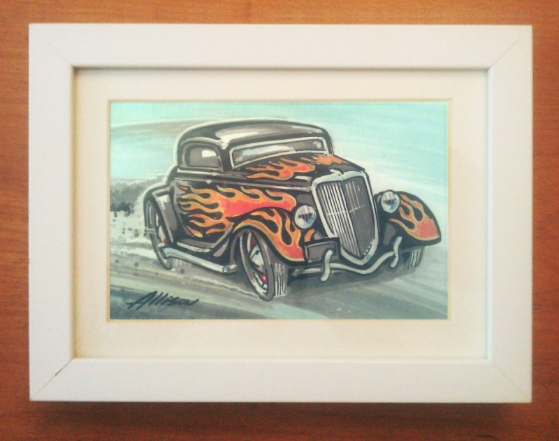 Jeff Allison - designer hot wheels and illustrations - Page 2 48247310