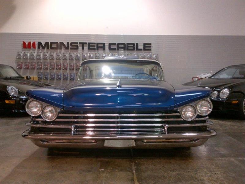 Buick 1959 - 1960 custom & mild custom 48345210