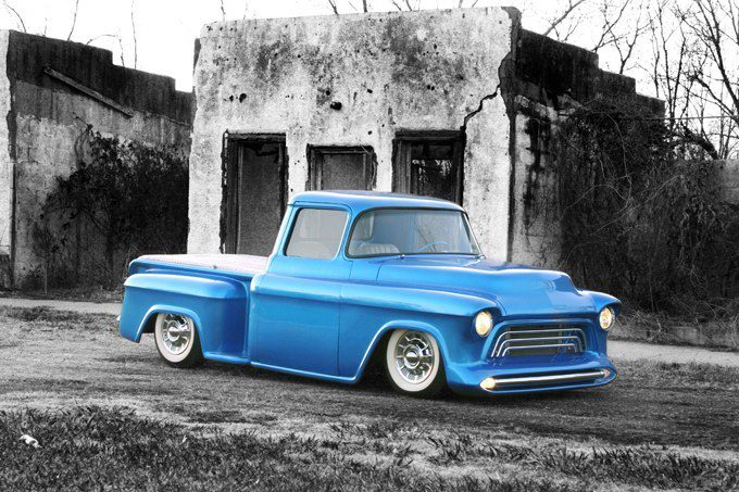 Chevy pick up  1955 - 1959 custom & mild custom - Page 2 48423810