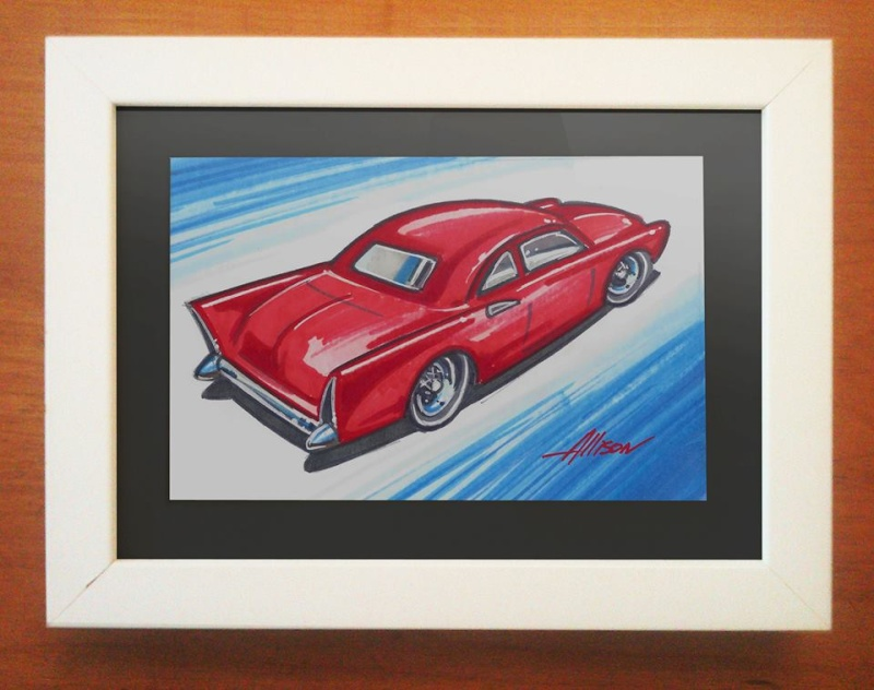 Jeff Allison - designer hot wheels and illustrations - Page 2 48671610