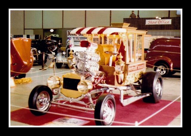 Popcorn Wagon - Carl Casper - 1970 4b1a3310