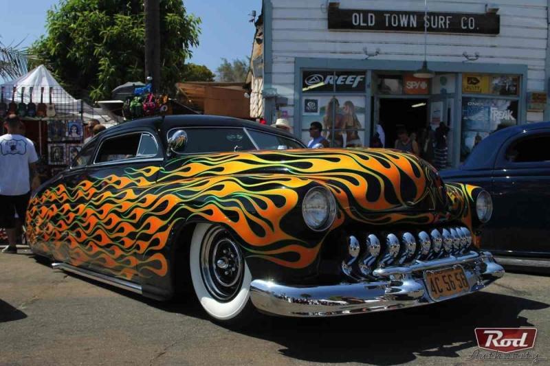 1949 Mercury - Jimmy Ruiz - Sledsville Hot Rods & Customs 4th-an26