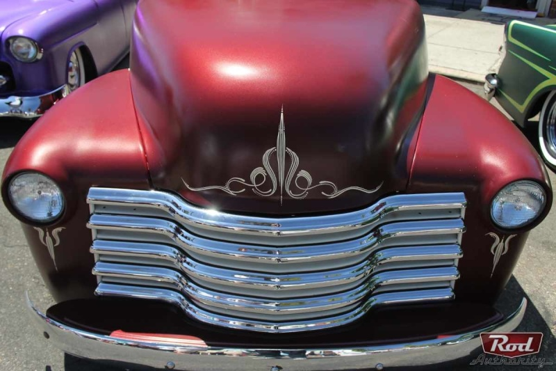Chevy Pick up 1947 - 1954 custom & mild custom - Page 3 4th-an71