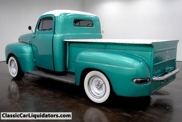 Ford¨Pick up 1948 - 1951 custom & mild custom 510