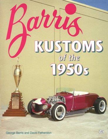 Barris kustoms of 1950's 51m6yz10