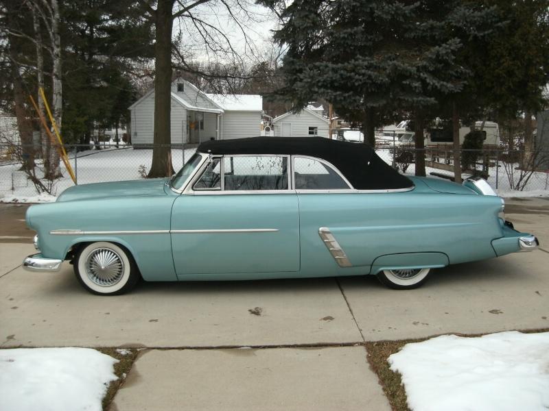 Ford 1952 - 1954 custom & mild custom - Page 6 52-110