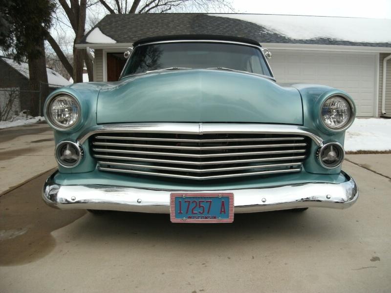 Ford 1952 - 1954 custom & mild custom - Page 6 52-310