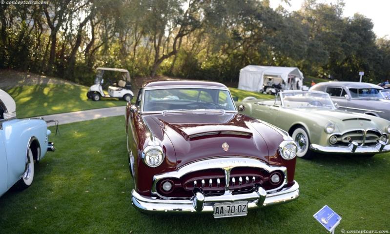 1952 Edward Macauley's Packard Special Speedster 52-pac16
