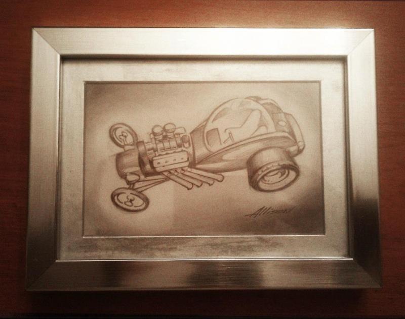 Jeff Allison - designer hot wheels and illustrations - Page 2 52252310