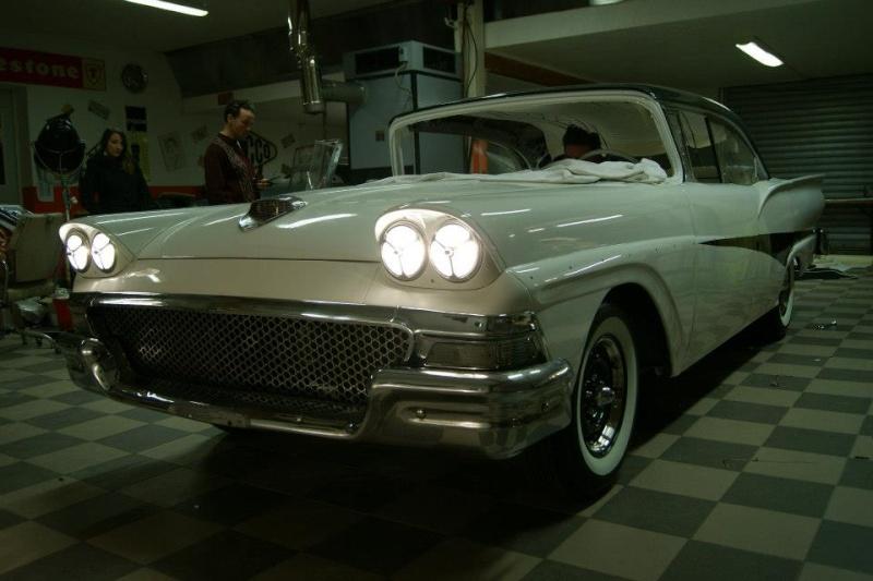 Ford 1957 & 1958 custom & mild custom  - Page 4 52550210