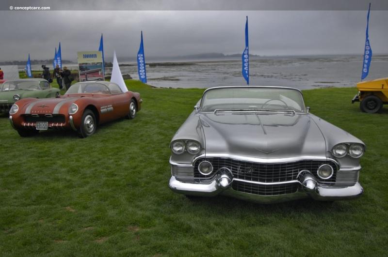 1953 Cadillac Le Mans concept. 53-cad11