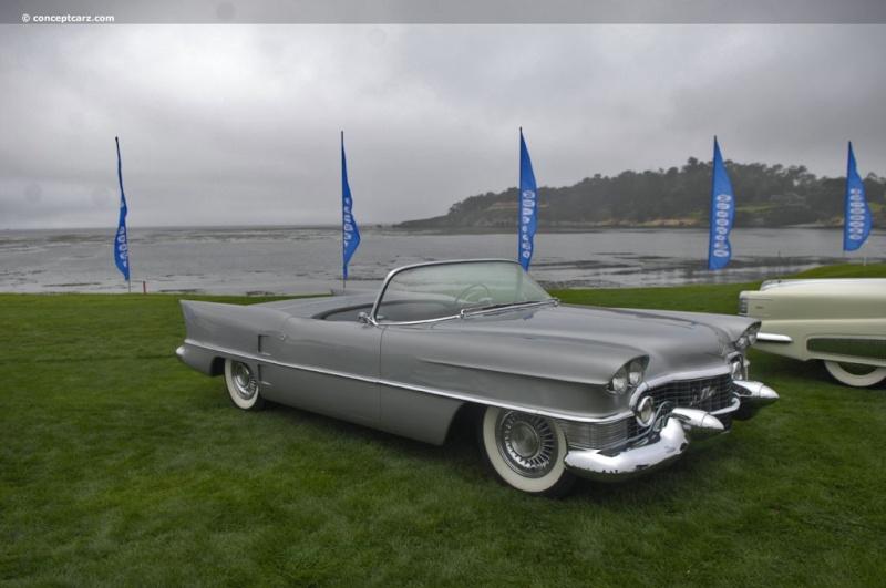 1953 Cadillac Le Mans concept. 53-cad13
