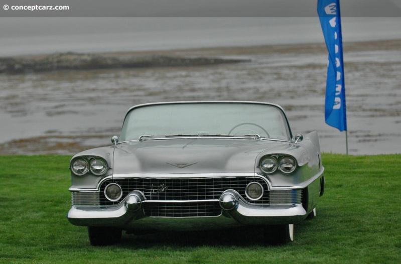 1953 Cadillac Le Mans concept. 53-cad14