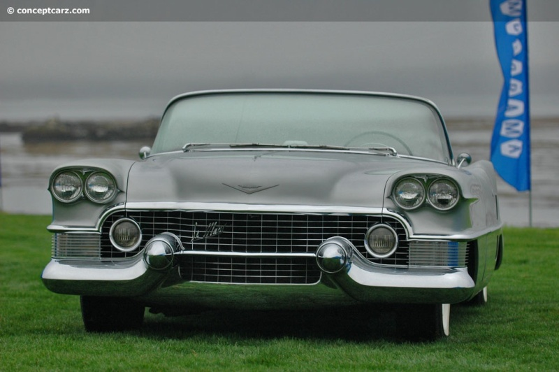 1953 Cadillac Le Mans concept. 53-cad15
