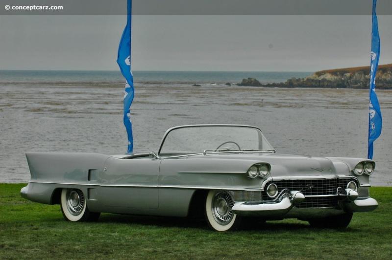 1953 Cadillac Le Mans concept. 53-cad16