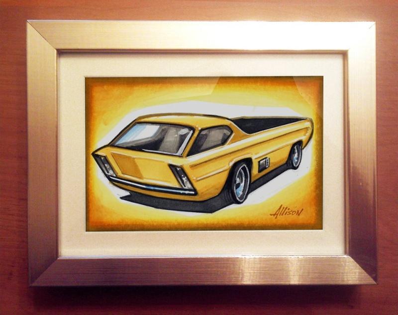 Jeff Allison - designer hot wheels and illustrations - Page 2 53029310