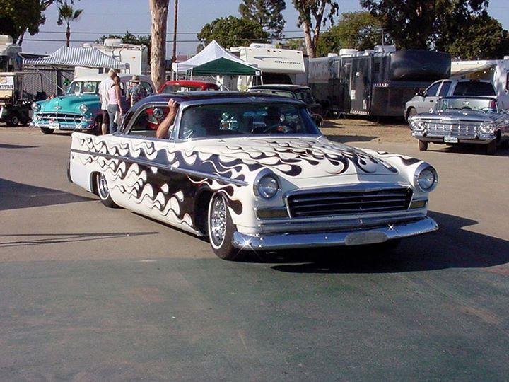 Chrysler & DeSoto 1955 - 1956 custom & mild custom 53592710