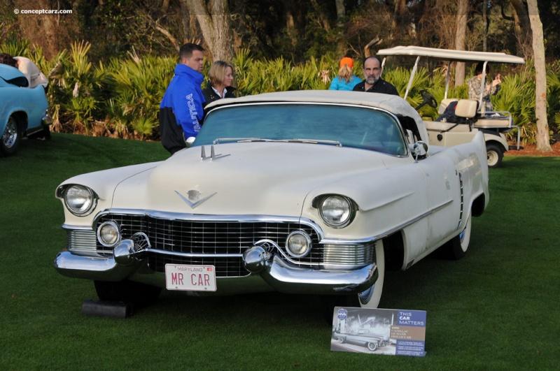 1953 Cadillac Le Mans concept. 53_cad28