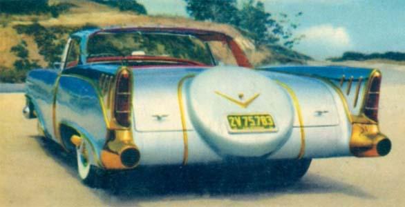 1953 Cadillac Le Mans concept. 53mans10