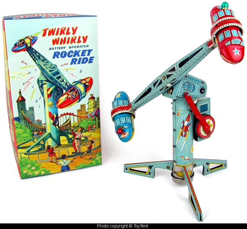 Jouets Spaciaux - Sci-Fi Toys 5446-110
