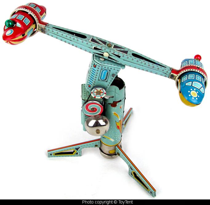 Jouets Spaciaux - Sci-Fi Toys 5446-210