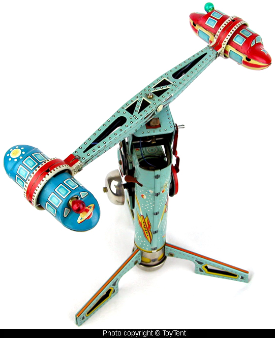 Jouets Spaciaux - Sci-Fi Toys 5446-310