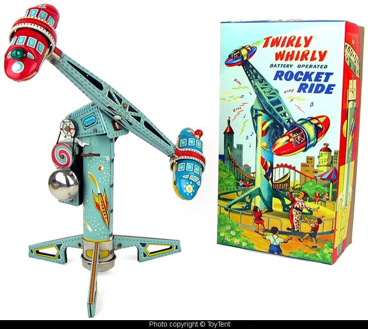 Jouets Spaciaux - Sci-Fi Toys 5446-710