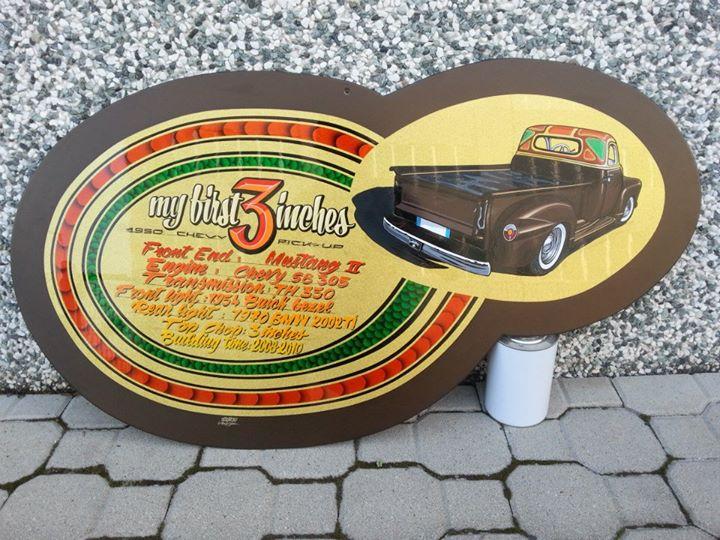 Chevy Pick up 1947 - 1954 custom & mild custom - Page 3 55222010