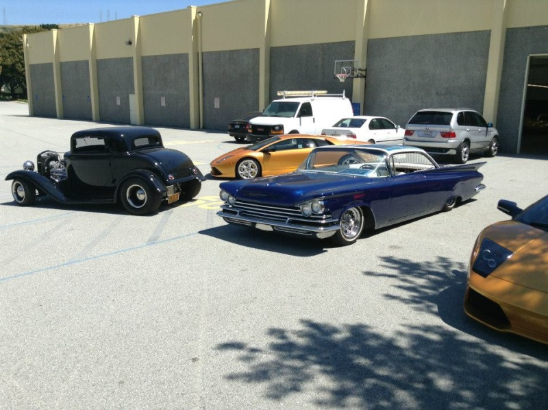 Buick 1959 - 1960 custom & mild custom 55276810