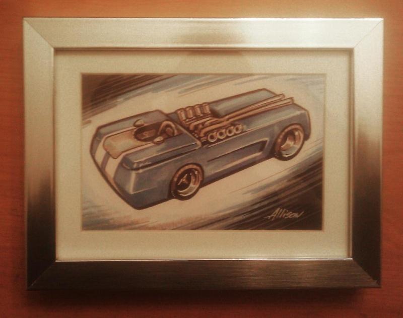 Jeff Allison - designer hot wheels and illustrations - Page 2 55313010