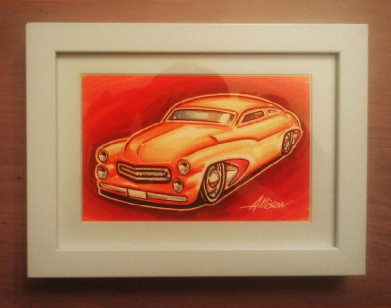 Jeff Allison - designer hot wheels and illustrations - Page 2 55316810