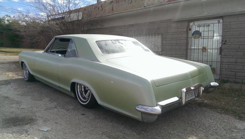 Buick Riviera 1963 - 1965 custom & mild custom - Page 2 55330210