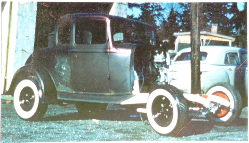 "Hot rod in street - Vintage pics - ""Photos rétros"" -  - Page 4 57772810"