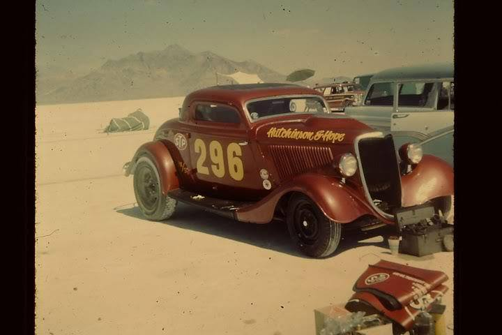 1950's & 1960's hot rod & dragster race 60159610