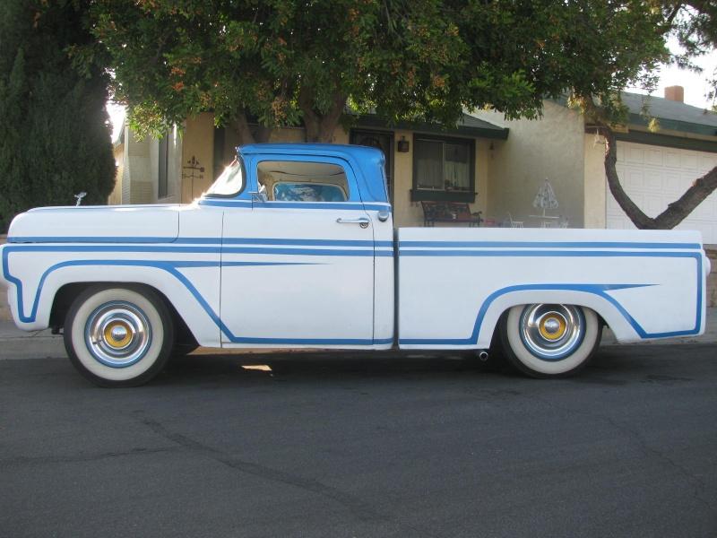 Ford Pick up 1958 - 1966 custom & mild custom - Page 2 6020f110