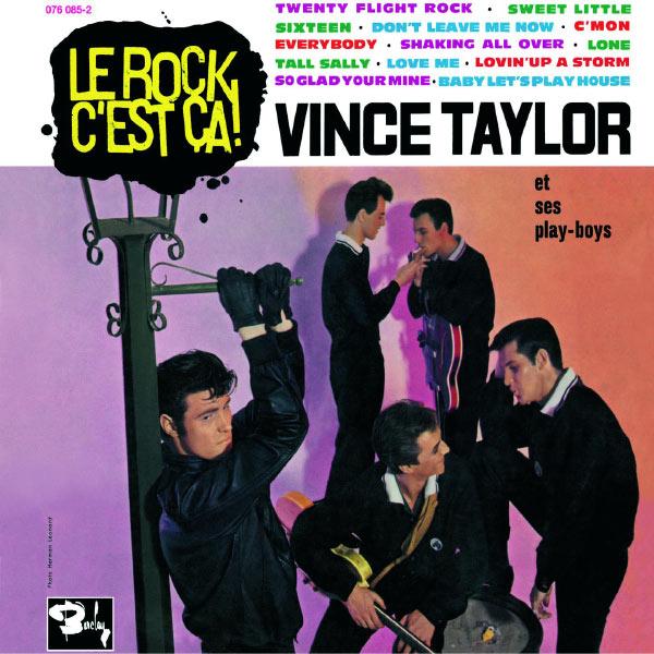 Vince Taylor & the PlayBoys 60391b10