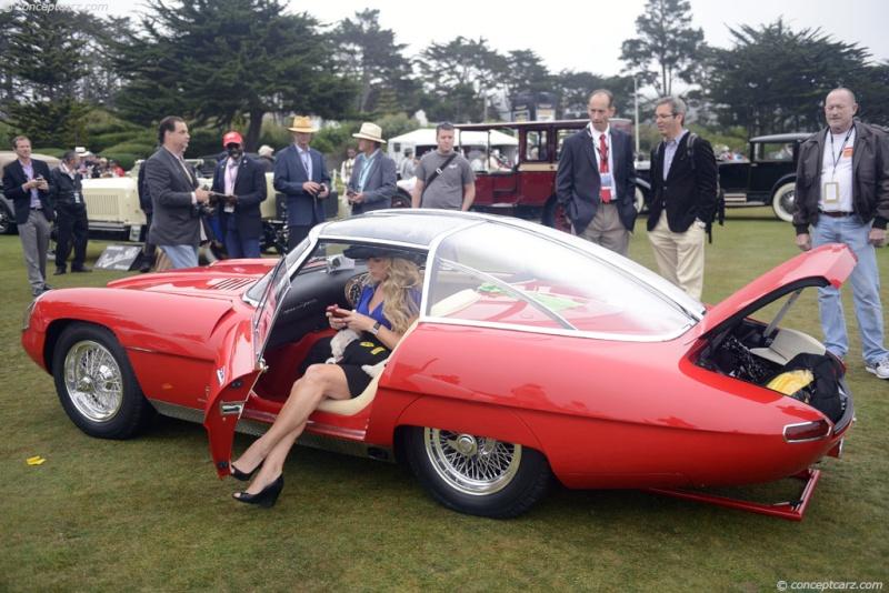 Pininfarina Superflow .  1956 -1960 60_alf10