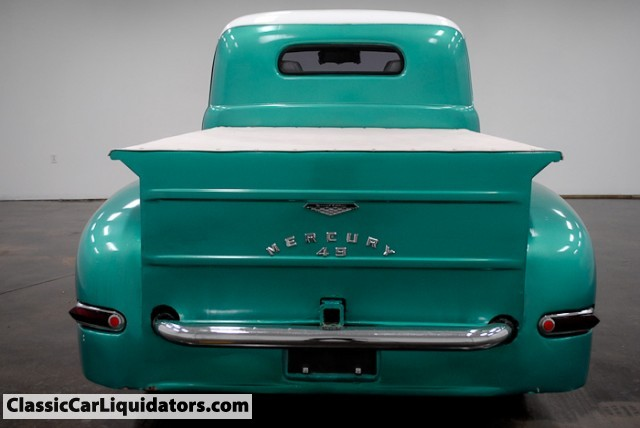 Ford¨Pick up 1948 - 1951 custom & mild custom 610